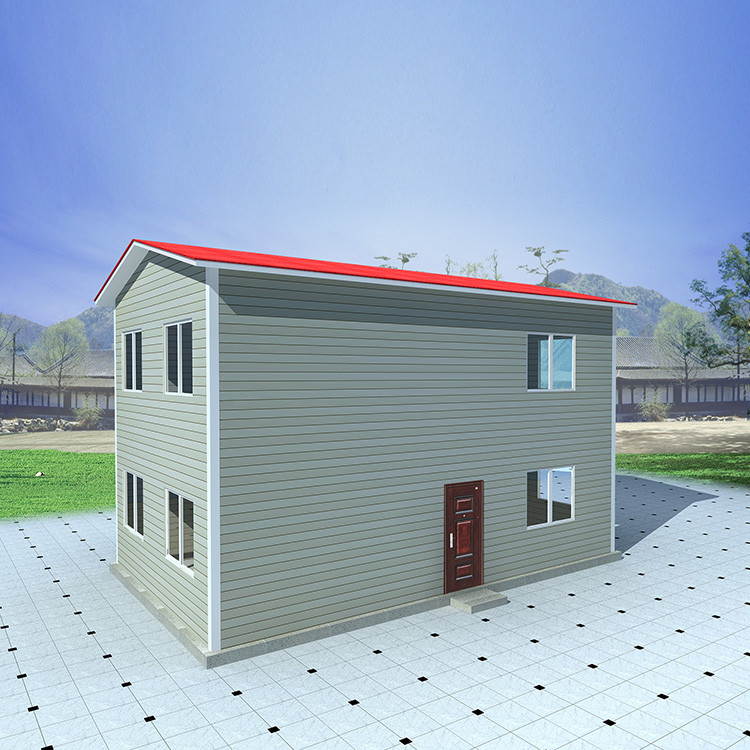 Turkey prefab house villas prefabricated container house