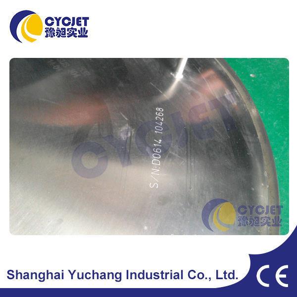 CYCJET Pneumatic Marking Machine/Manual Hot Stamp Coding Machine/sheet metal stamping machine