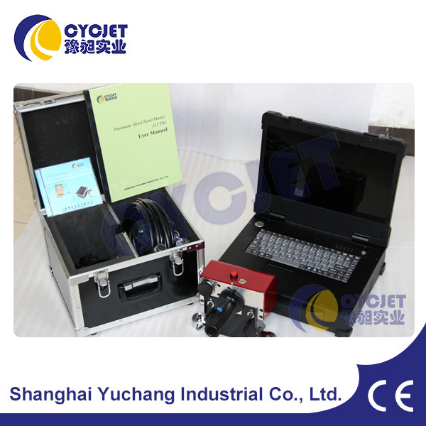 CYCJET Pneumatic Dot Peen Marking Machine/Hand Dot Peen Marking Machine