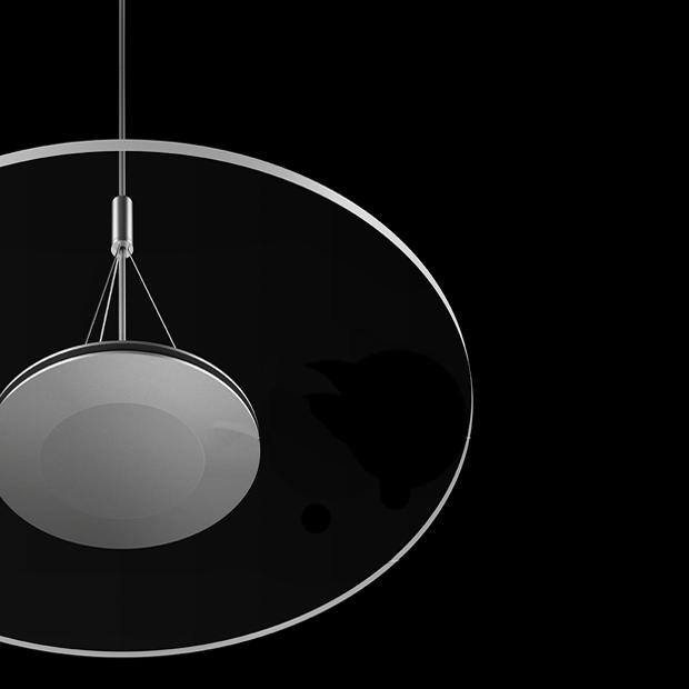Diameter Light Hot Sale Ultra Slim BigLED panel for Home Office and Supermarket Lighting Round 500mm
