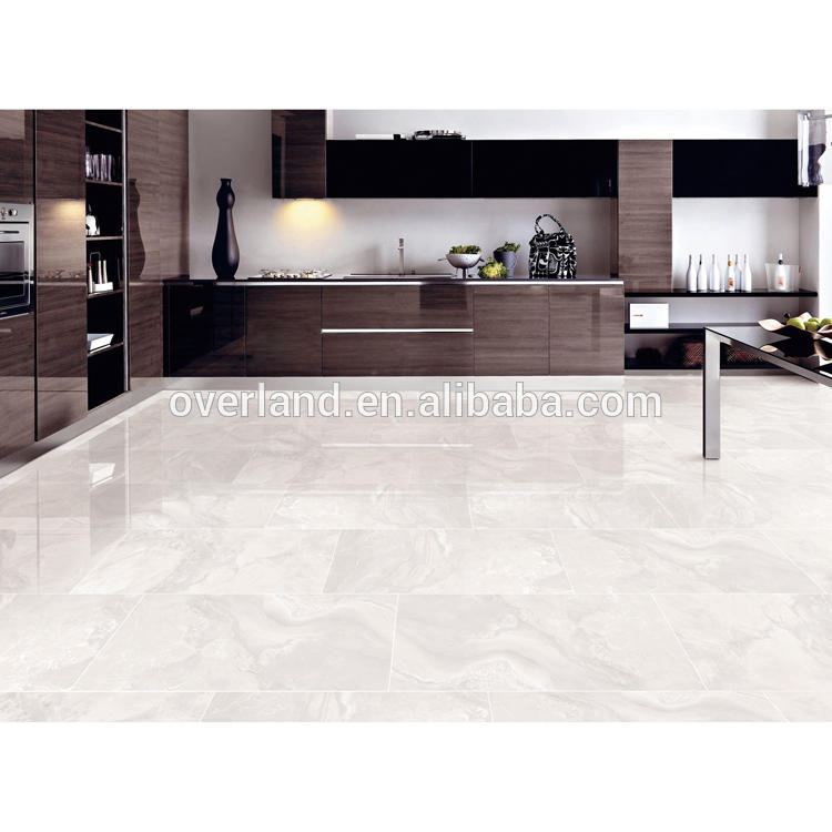 Non-slip kitchen floor tile