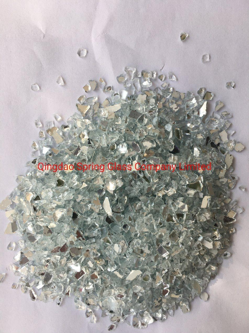 Silver Mirror Glass Cullets Are in Sufficient Stocks