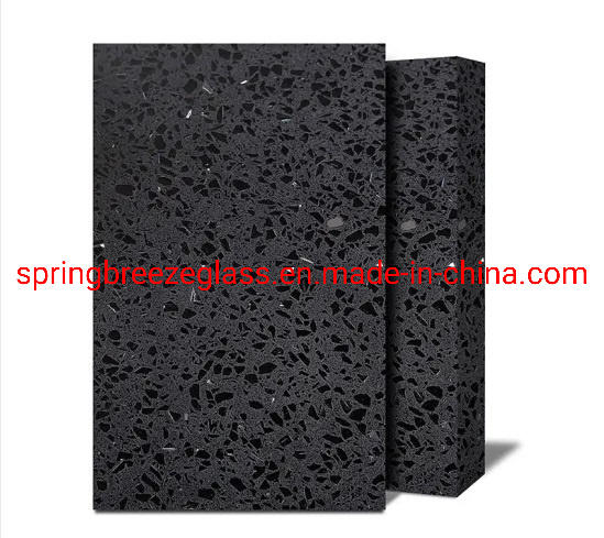 Crushed Mirror Glass Granules for Kitchen Island Countertop