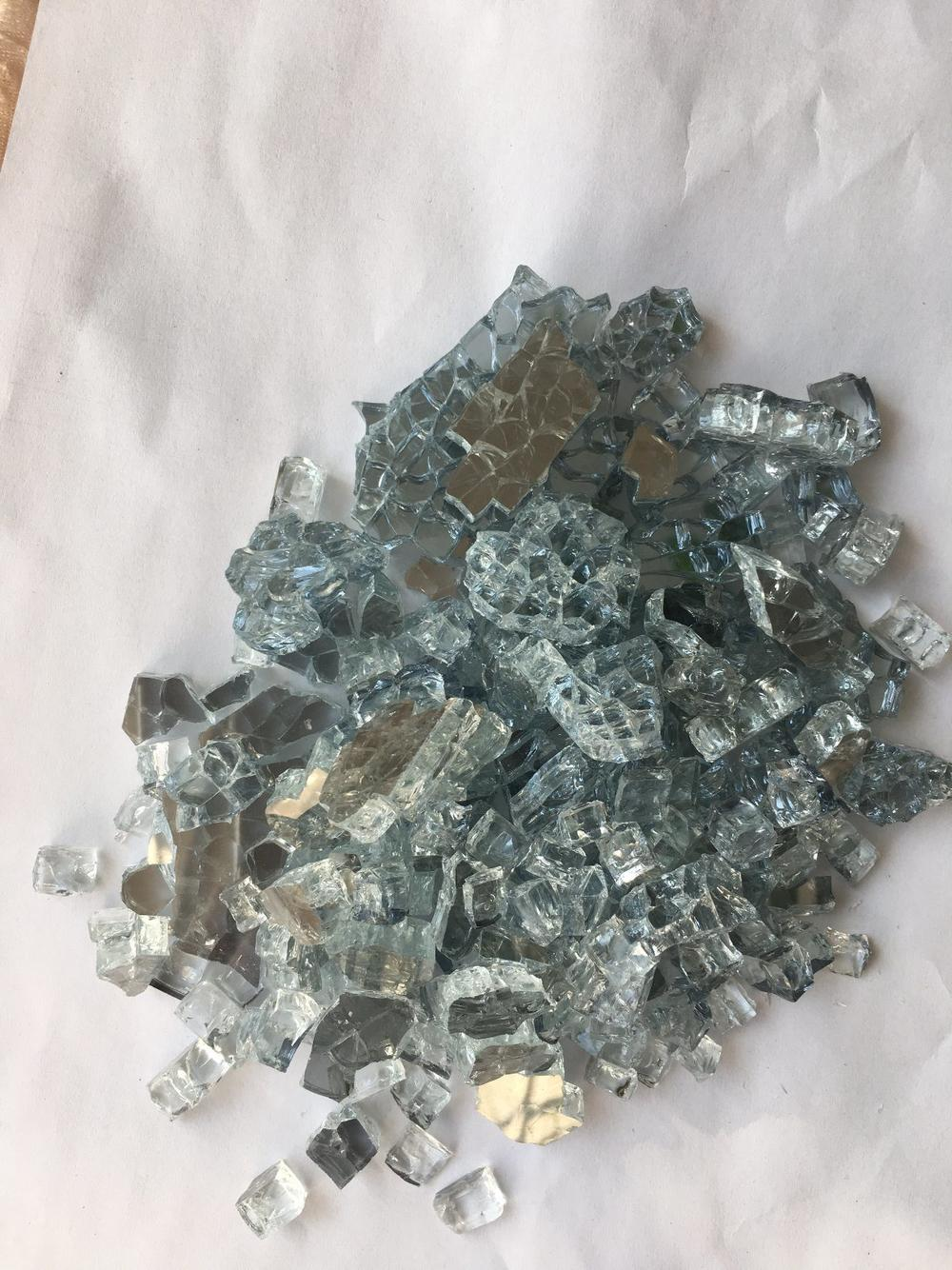 High Quality Crushed Mirror Chips