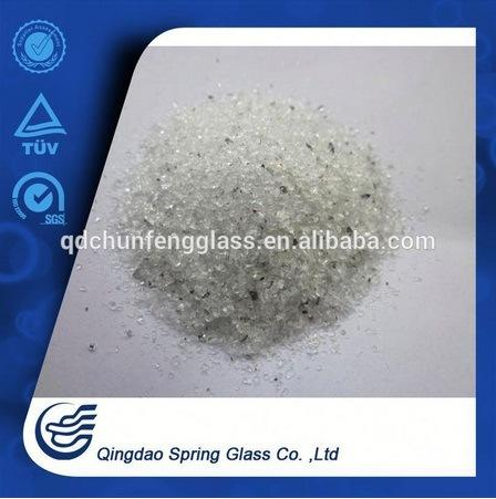 Crushed Aluminum Mirror for Construction