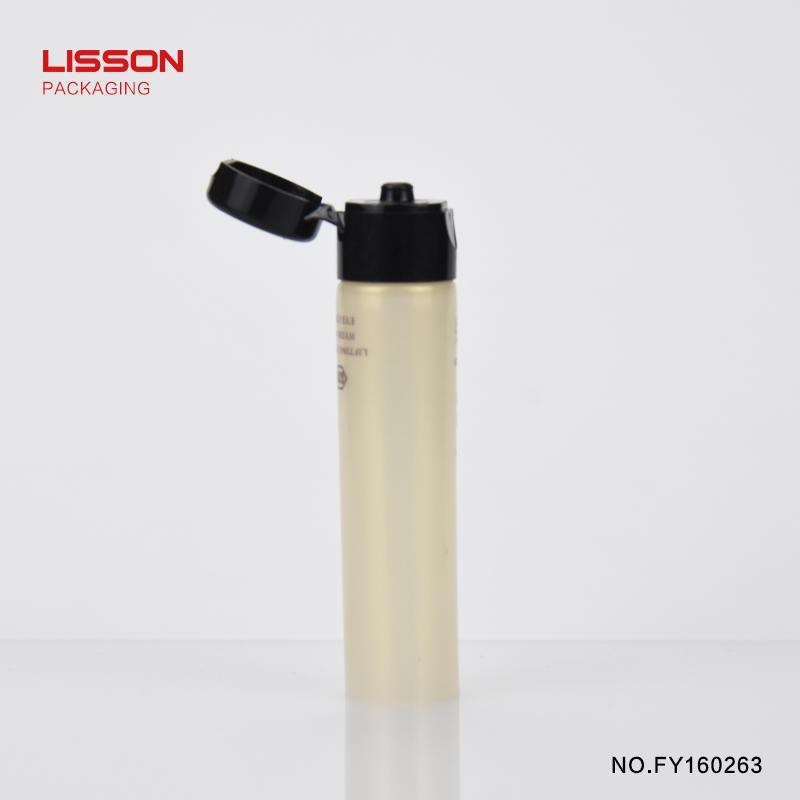 D16 10g Empty Squeeze skincare Eye CreamTube Private Custom Label