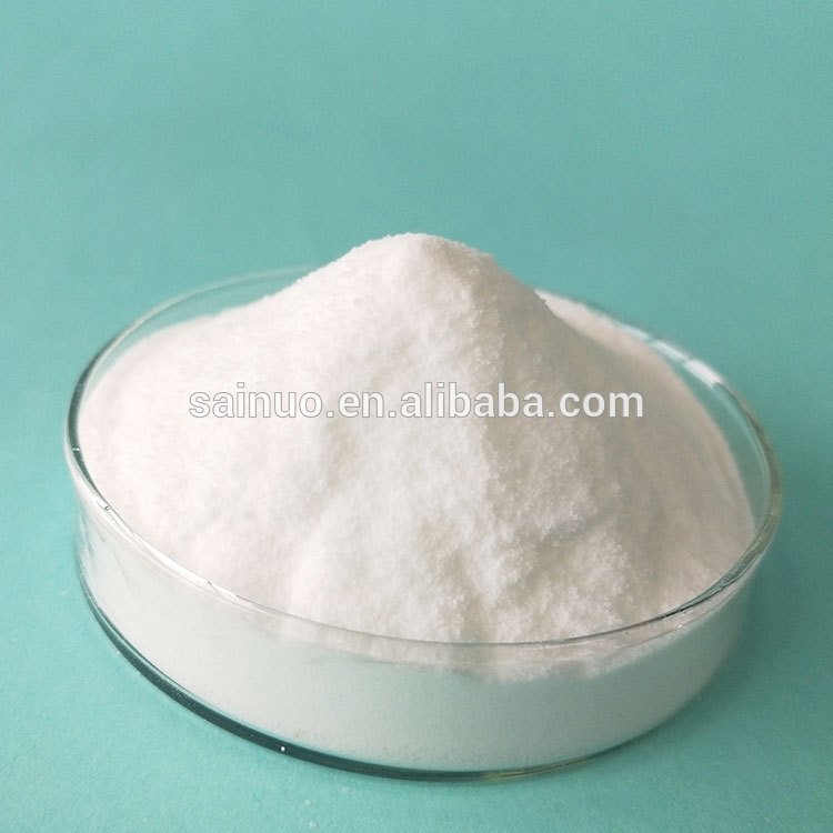 White powder OPE WAX for sole production