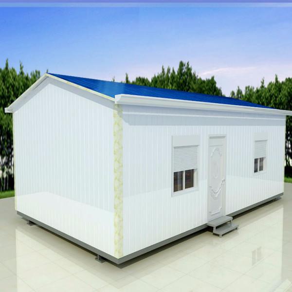 Prefab modular easy house plans