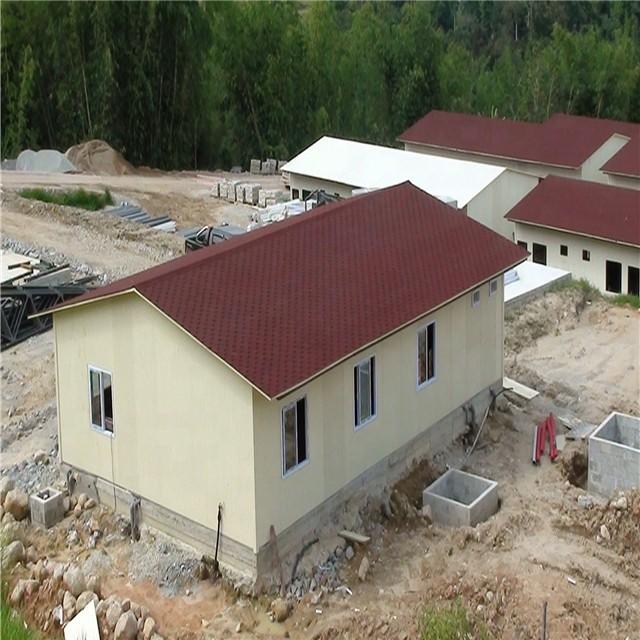 Steel Structure Prefabricated Labor Dormitory In Saudi Arabia