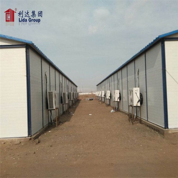 Economic Modular Prefabricated House for Labor Camp