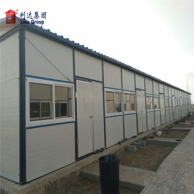 Easy Assemble&Disassemble Light Steel Prefabricated House