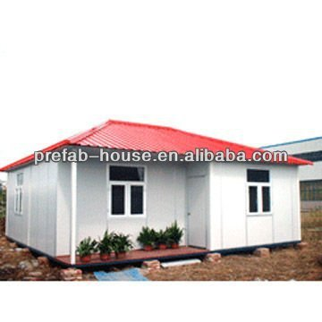 movable family prefabricated modern modular house