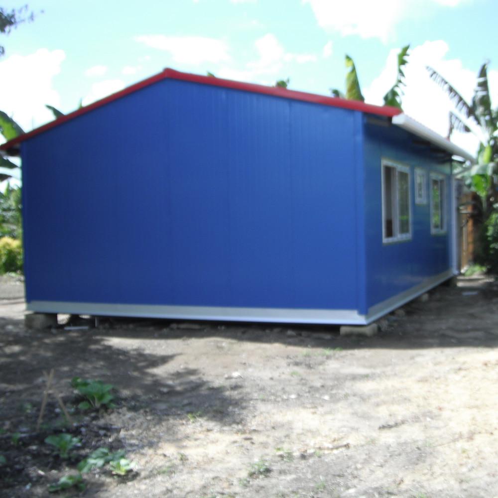 Prefabricated Family Homes