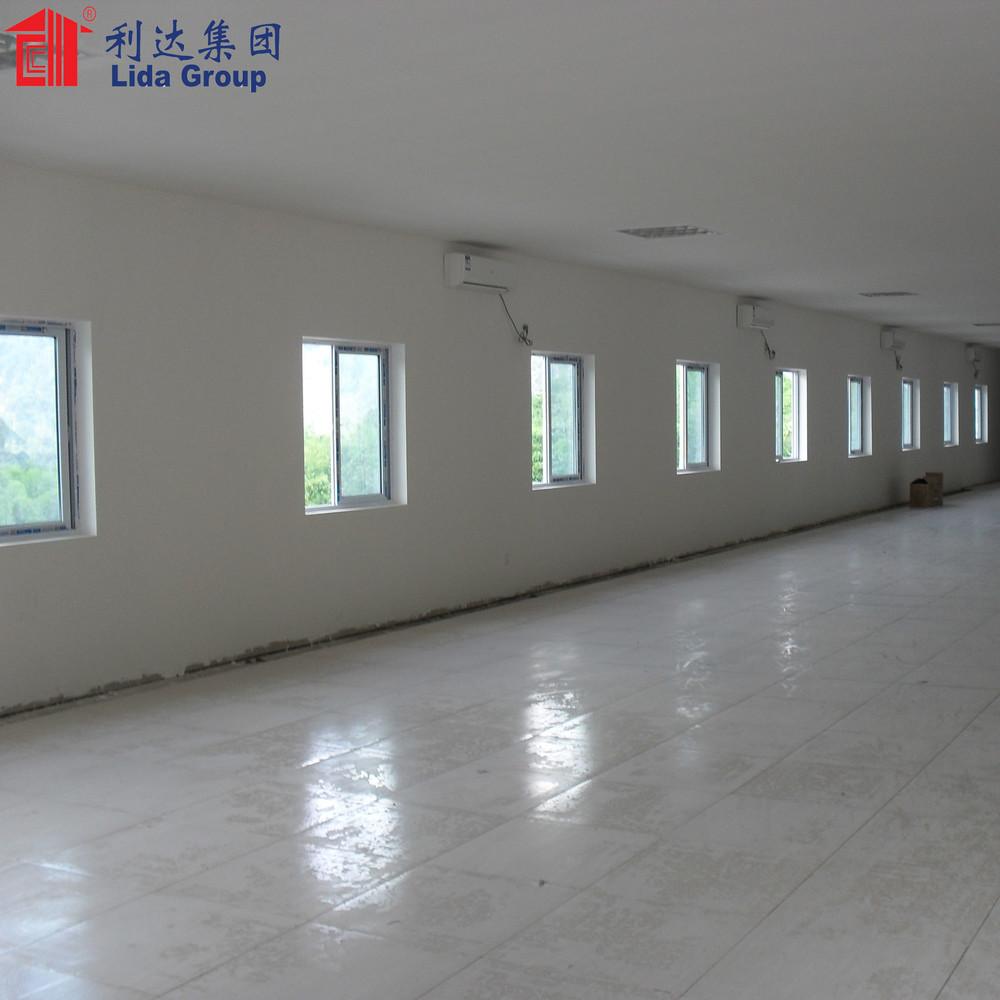 Modular double or triple floor prefabricated house accommodation building