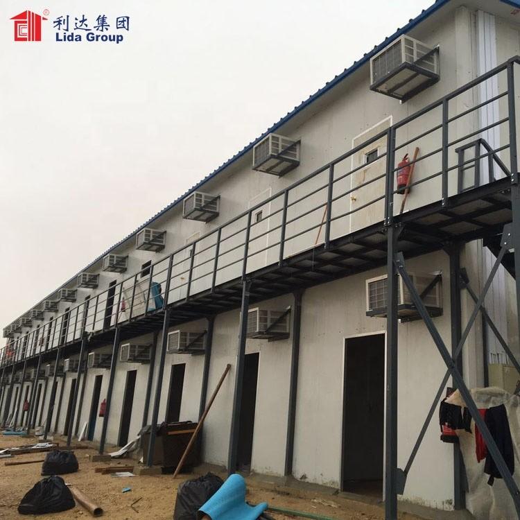 High Quality Light Steel Prefabricated House