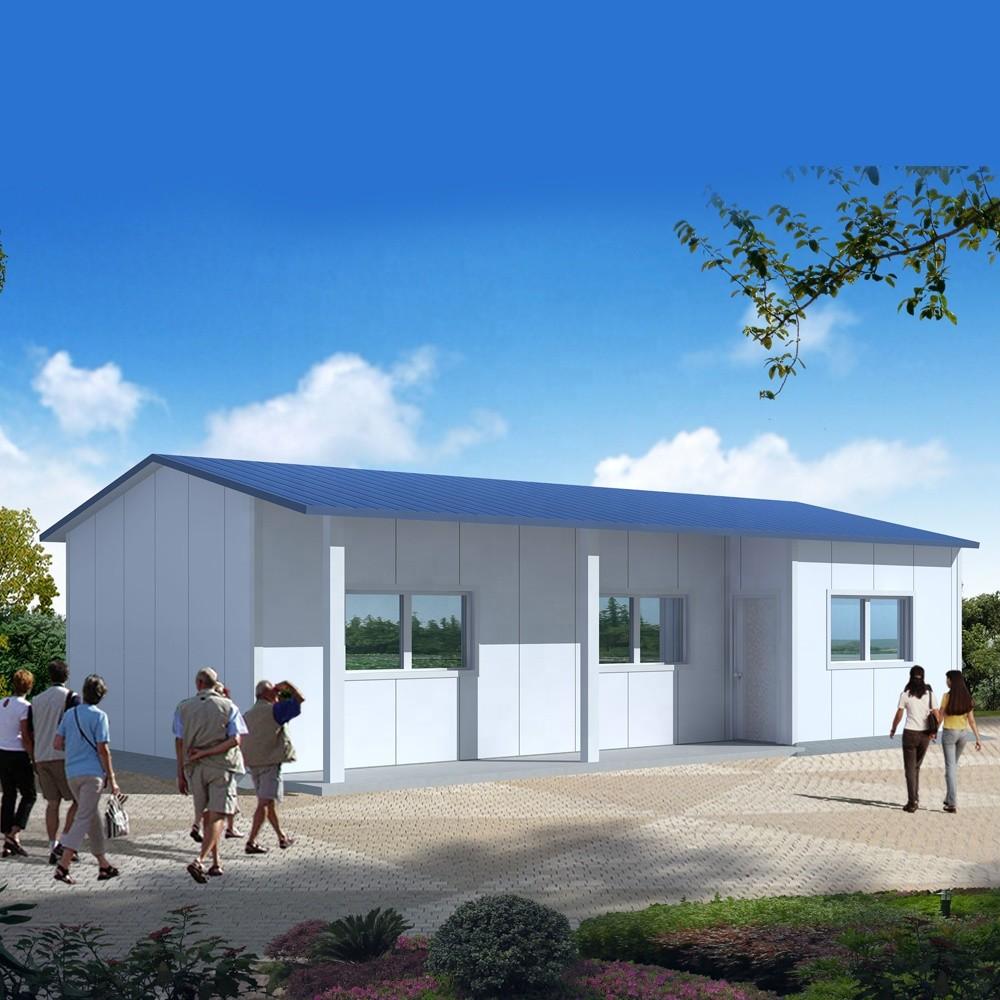 Tiny modular prefab homes Africa