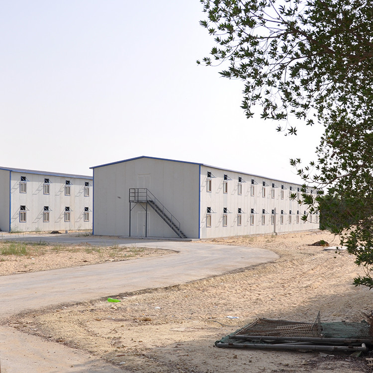 China South Africa Greece Steel Prefabricated House Modern