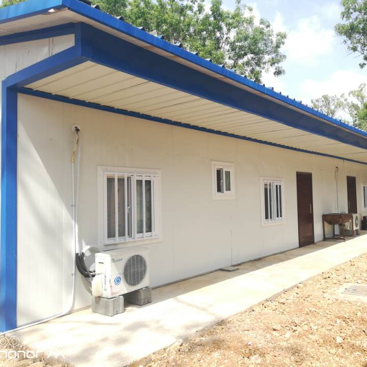 prefabricated buildings offices camp facilities