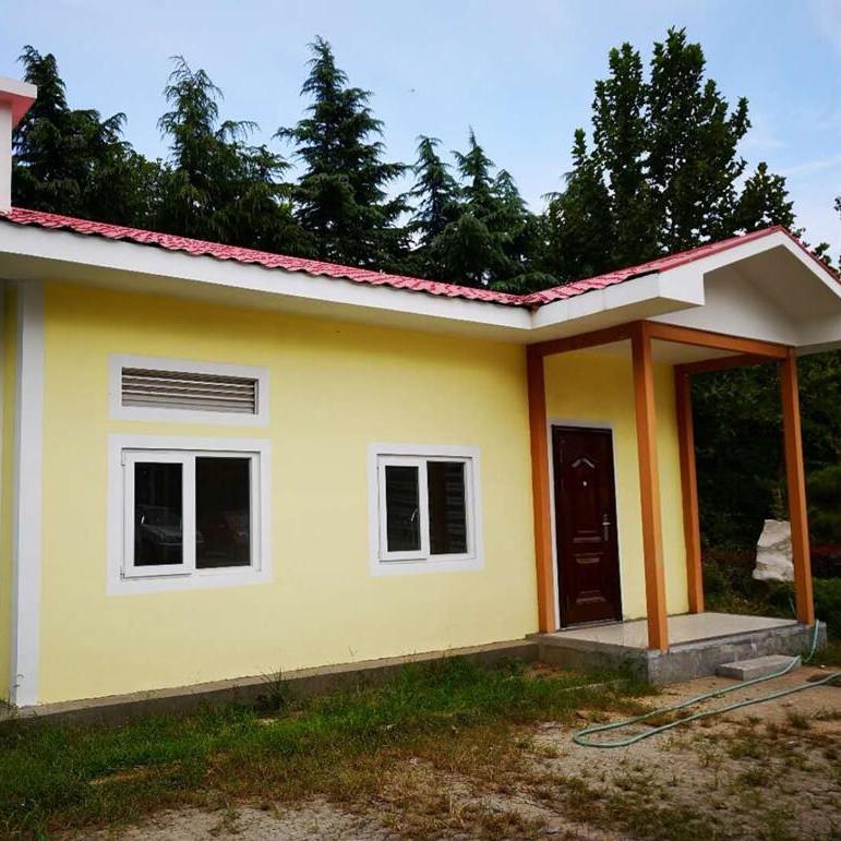 prefabricated modular villa living house