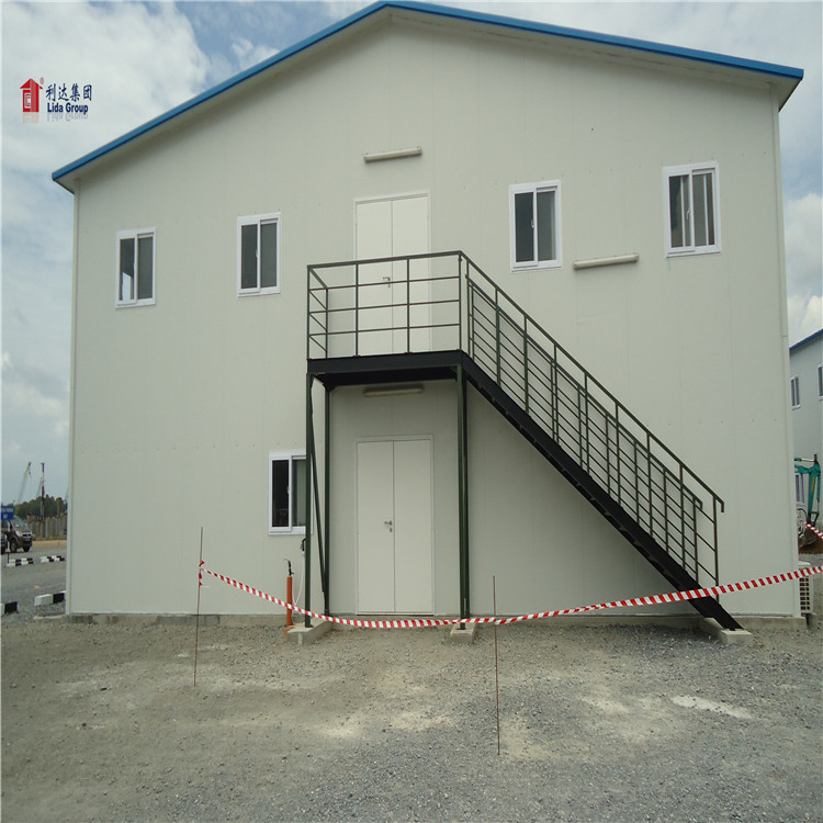 Low Cost Prefabricated Labor Camp