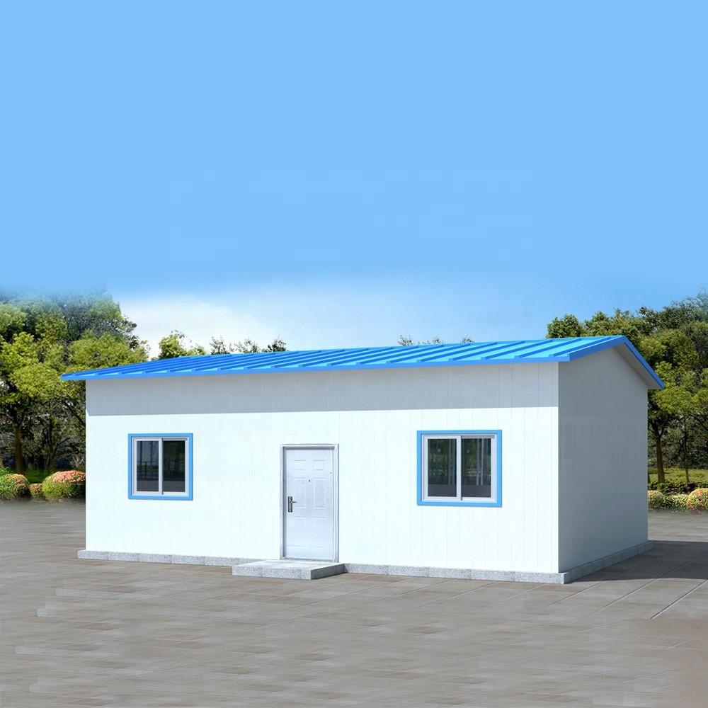 2 bedroom steel structure modular homes