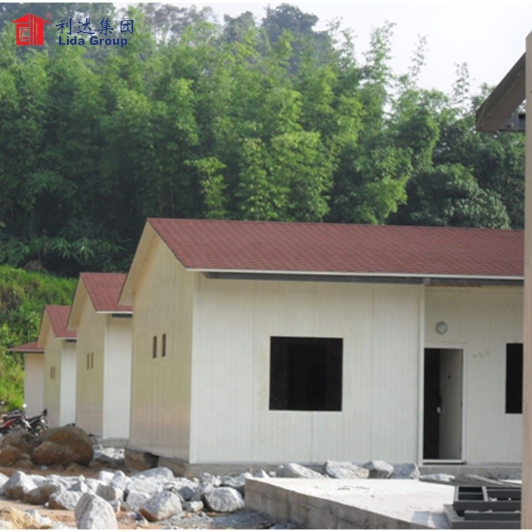Economic Prefabricated House With Customized Design