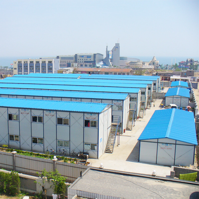 Economic&Durable Prefabricated House For Warehouse