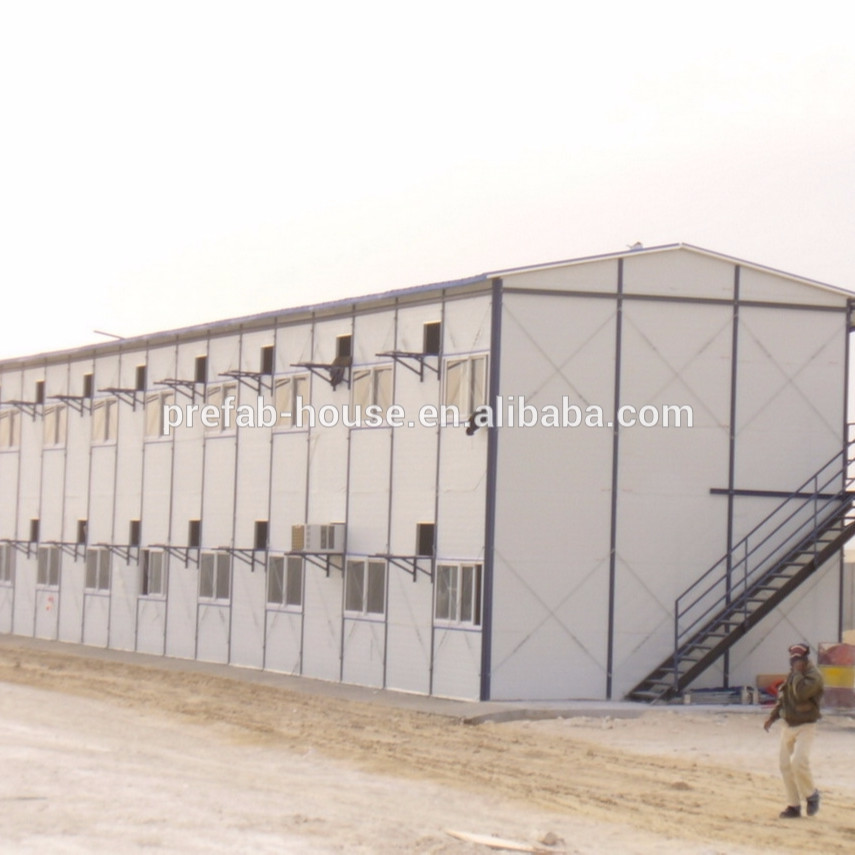 Thailand prefabricated house for capsule hotel/prefabricated light steel structure chicken farm building with full equipment