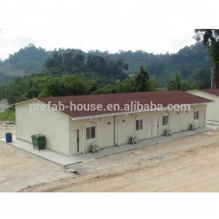 Nigeria modular prefabricated house buildings portacabin