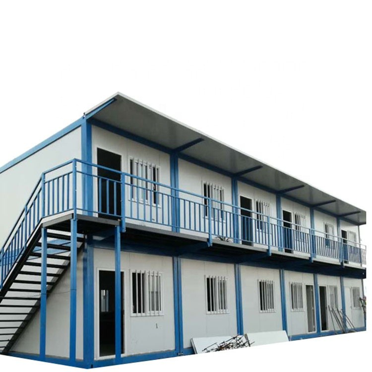 2020 Modern Prefabricated Houses for Labor Camp