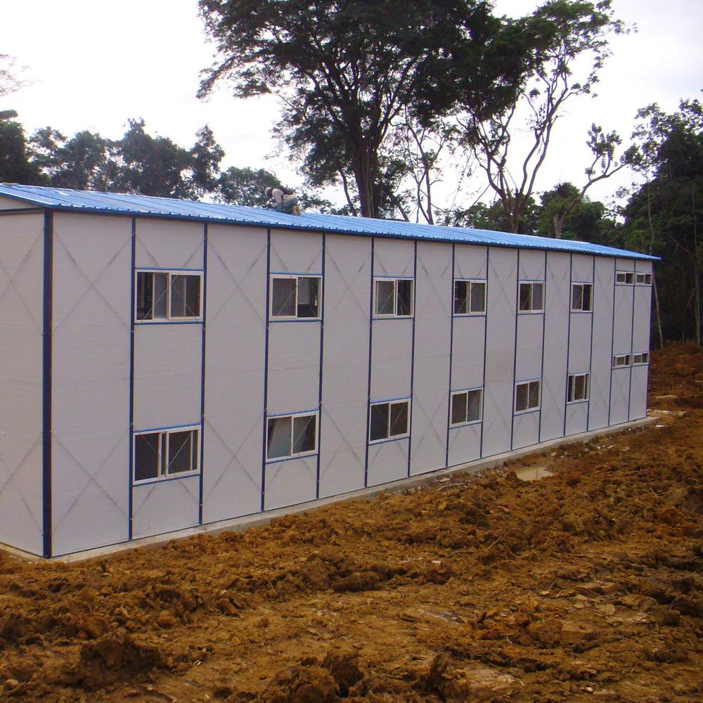 Brunei Prefabricated Insulated Accommodation House