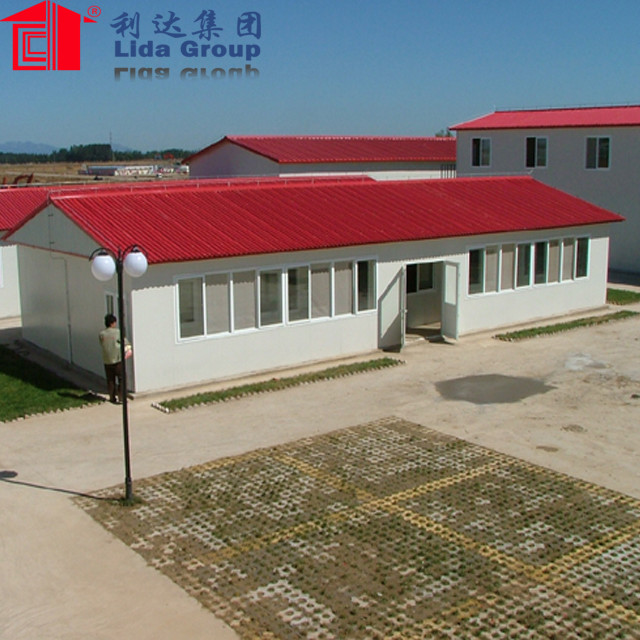 malaysia low cost warehouse luxury prefab house for sale