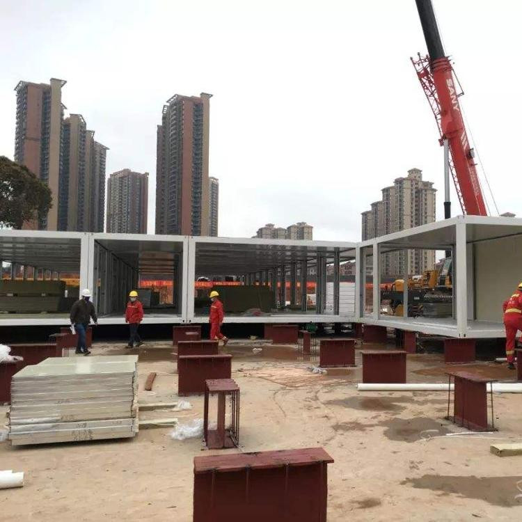 New design prefab Container house modular hospital construction delivery within 15 days