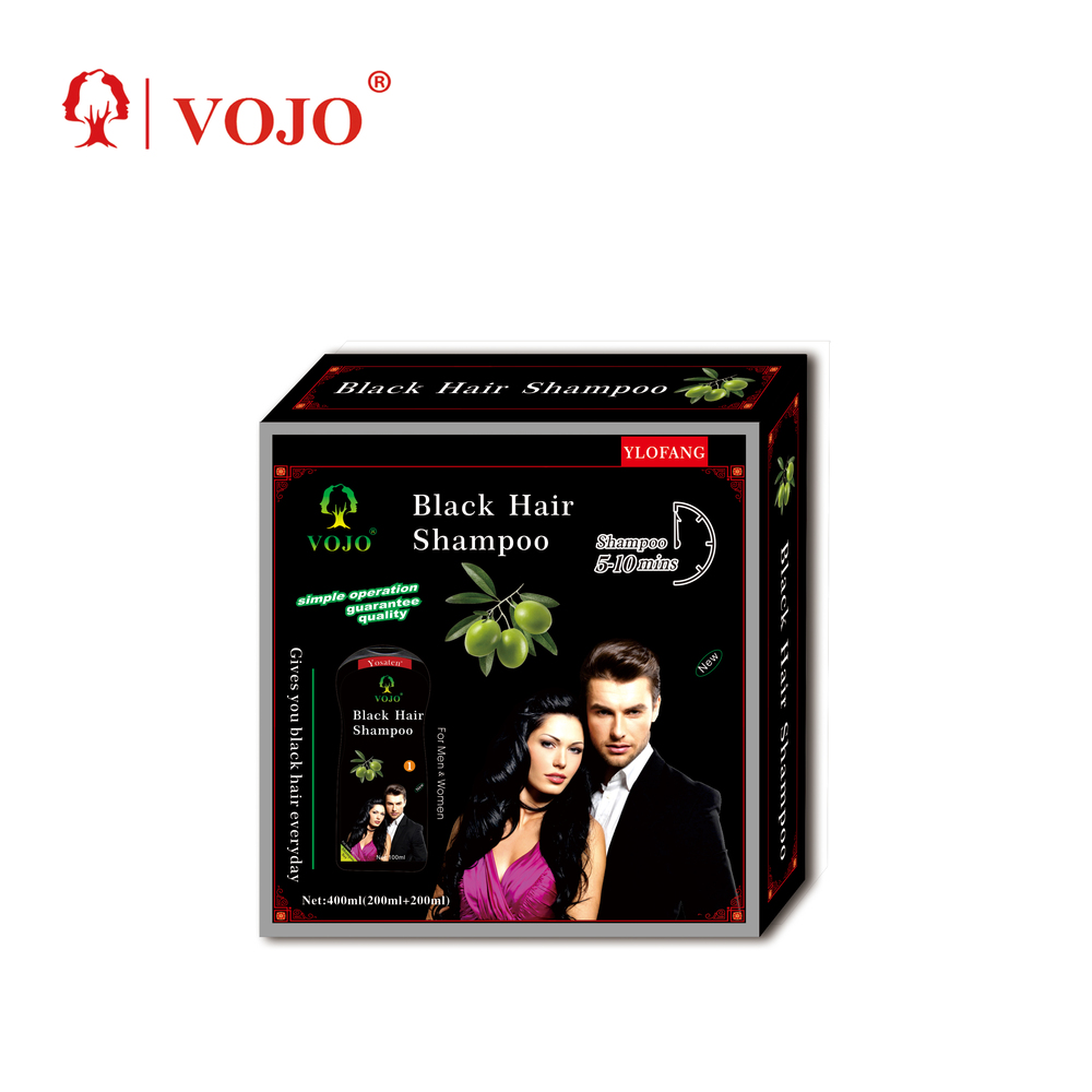 Arabic product professional hair dye shampoo changewhite hair easy for men and women use at home or salon sell