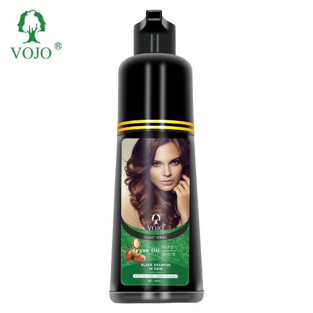 Monaco argan oil 5 colors hair dye natureplant extract fashion500ml capacity moisturlyhairshampoo