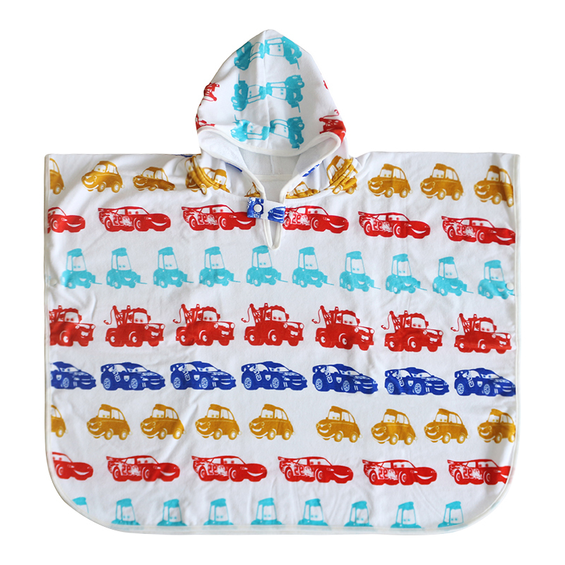 best sellers high quality car hooded baby towel 100% cotton China Suppliers