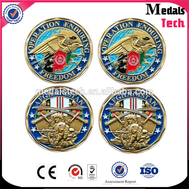 Free samples sales antique gold metal replica coins