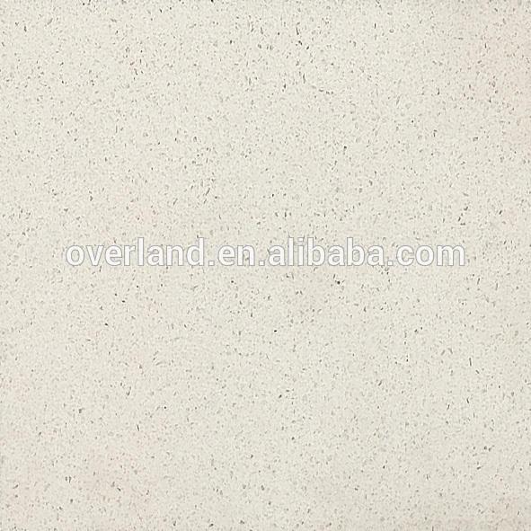 Pearl glacier white quartz slab