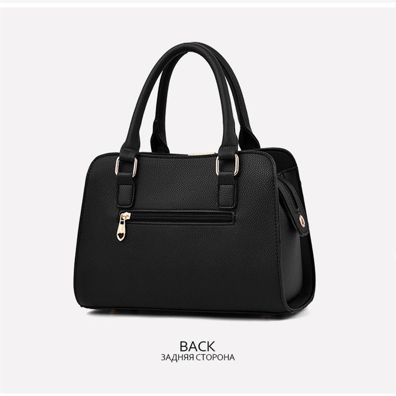 Famous Designer Brand Bags Women Leather Handbags 2020 Luxury Ladies Hand Bags Purse Fashion Shoulder Bags