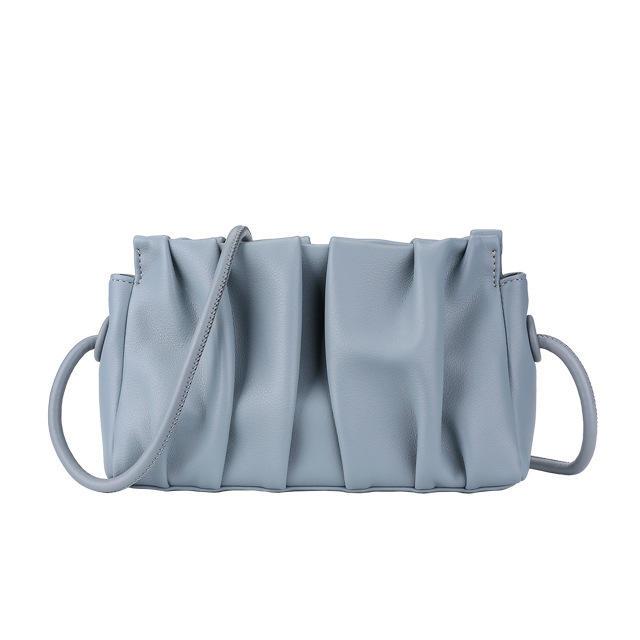 2020 Newest Fashion Leather Women handbag Dumpling Sling Cross-body Shoulder Bag