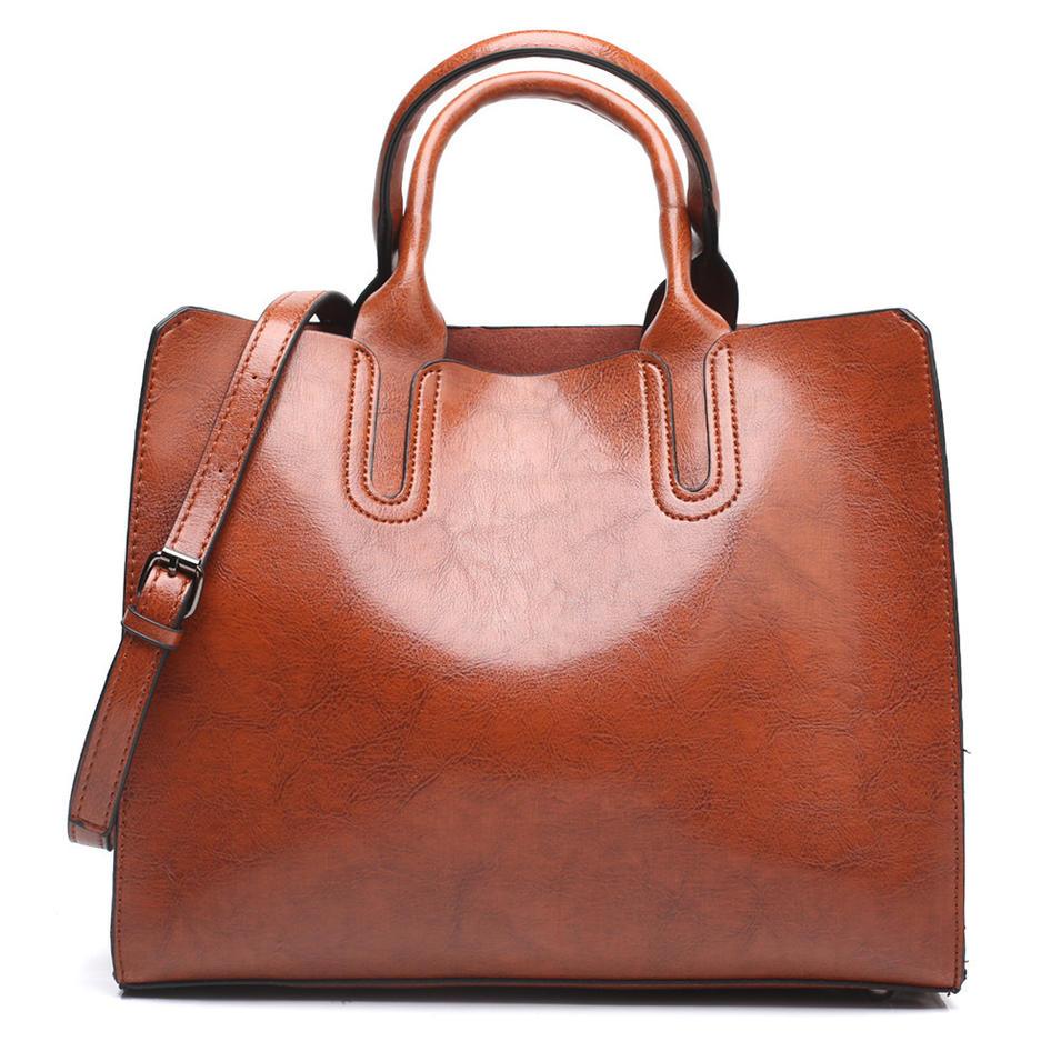 New Fashion Lady Handbag PU Leather Bags for Women Handbags Ladies