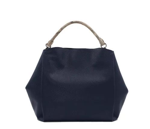 20 Years Professional Bag Manufacturer New Fashion Style PU Leather Women Shell Handbag