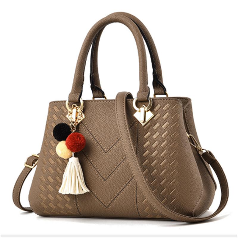Fashion Handle Bags Shoulder Strap Women Bag Ladies Handbag