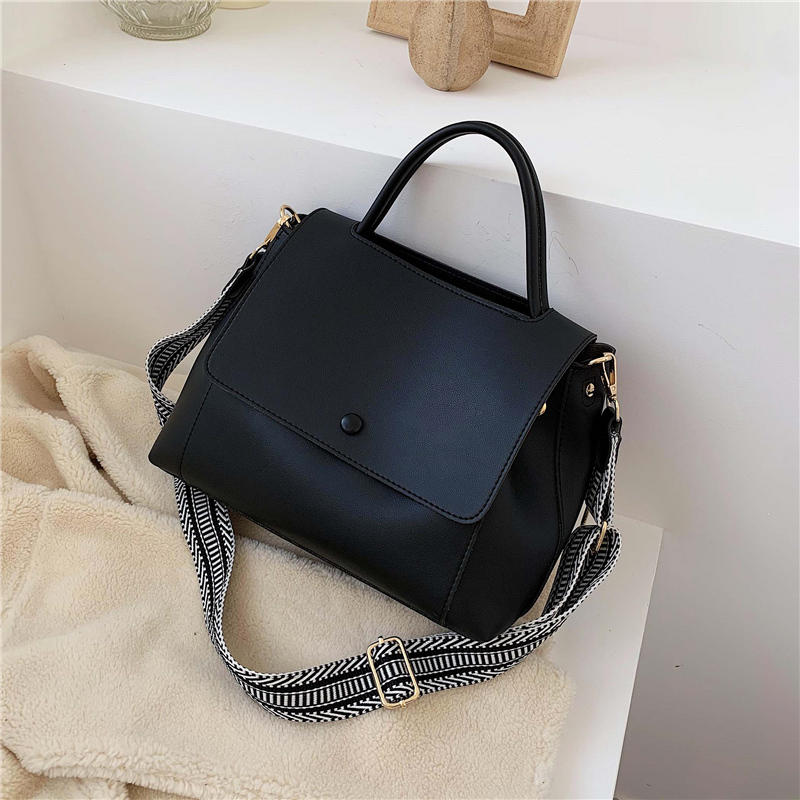 Totes Bags Women Large Capacity Handbags Women PU Shoulder Messenger Bag Female Retro Daily Lady Elegant Handbags