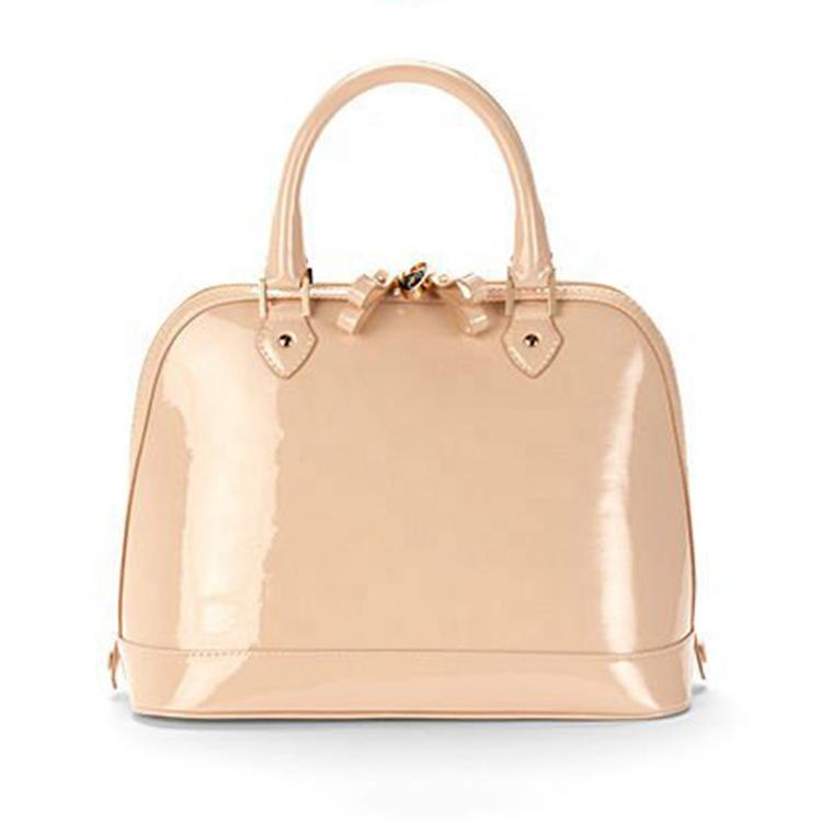Eco friendly PU Shinny Handbag Hot Summer Bag