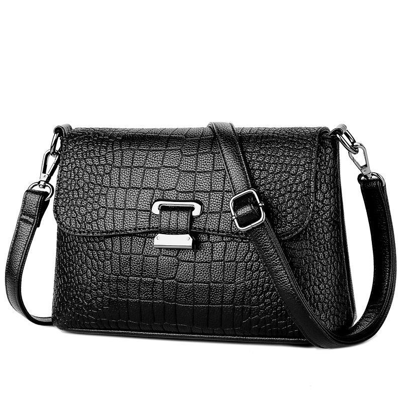 High Quality Leather Handbag Cross-body Bag for Woman
