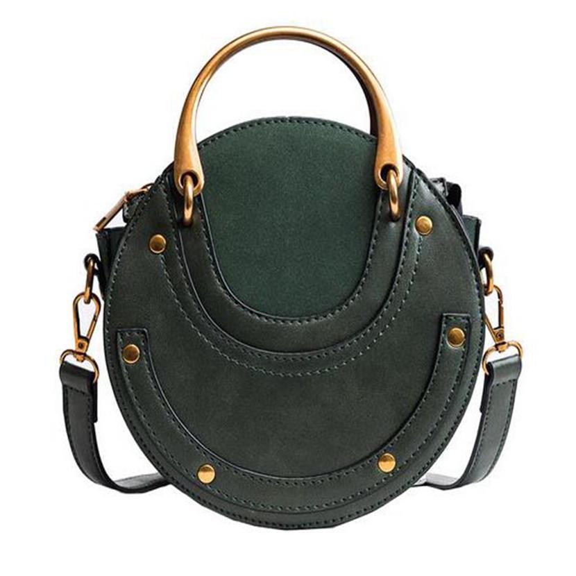 Best selling genuine leather bags women handbag hand Heart Messenger Bag