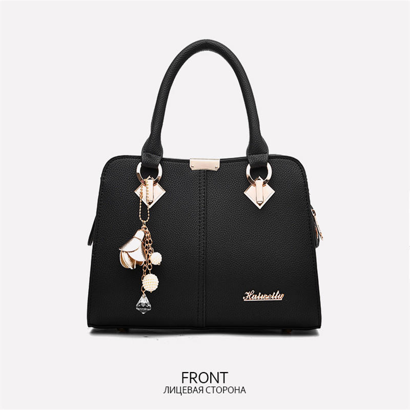 Famous Designer Brand Bags Women Leather Handbags 2020 Luxury Ladies Hand Bags Purse Fashion Shoulder Bags