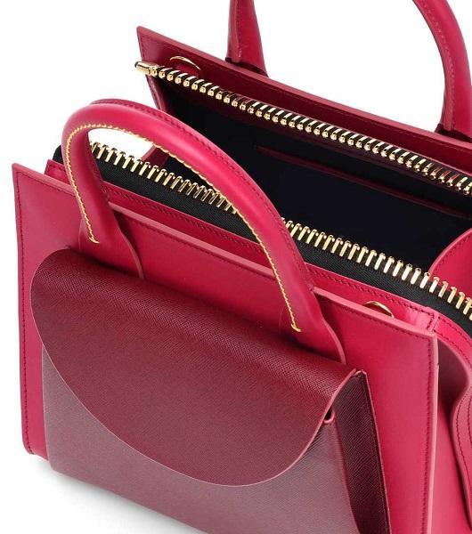 Korean ladies fashion personality Handbags shoulder custom pu Contrast tote bag girls square purse Cross Body Bag for Women