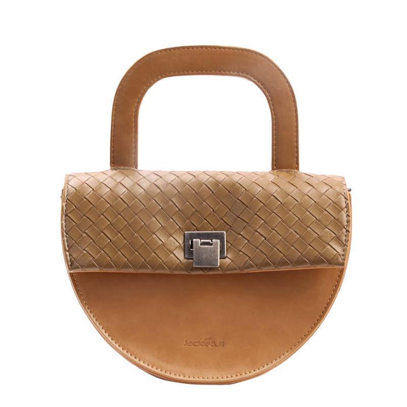 Top Handle Bag Women Retro Handbag PU Leather Shoulder Totes Underarm Vintage Top Handle Bag Female Small Subaxillary Bags